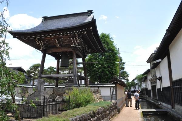 3期生5名、飛騨古川と旧神岡町へ